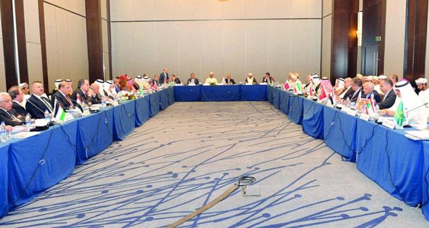 السلطنة تستضيف اجتماعات الدورة الـ120 للاتحاد العام للغرف العربية