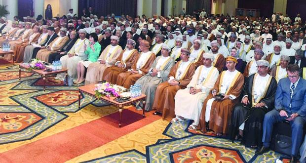 """بدء أعمال ملتقى عمان الاقتصادي تحت شعار """"عمان جسر الشراكة الخليجية ـ الآسيوية"""""""