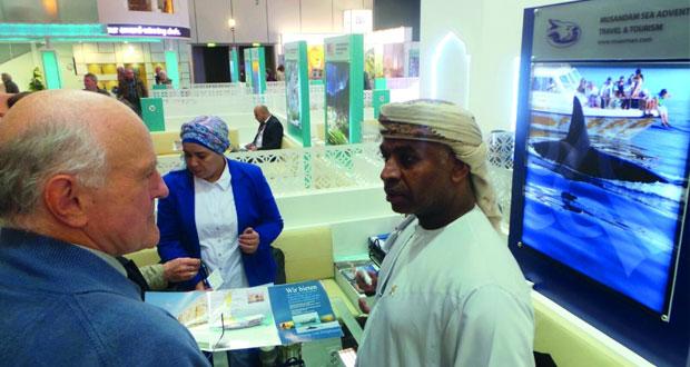 مسؤولو الشركات السياحية العمانية يشيدون بحصول السلطنة على المركز الأول كوجهة مفضلة للسياح الألمان