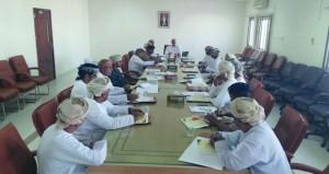 غرفة شمال الشـرقية تناقش فعاليات مهرجان بدية السياحي الأول