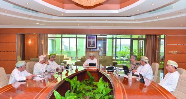 """مجلس إدارة """"الوطني للإحصاء والمعلومات"""" يعقد اجتماعه الأول"""