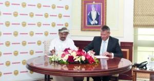 جامعة السلطان قابوس توقع مذكرة تفاهم مع أوريدو