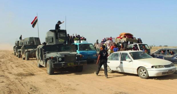 العراق: وفاة طفلة بقصف (كيماوي) لداعش على كركوك