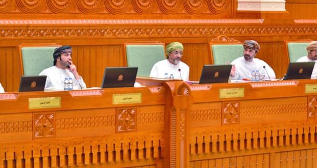 مجلس الشورى يختتم مناقشته لوزير السياحة بتركيز كبير على المشاريع في الولايات