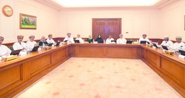 لجنة التعليم والبحوث بمجلس الدولة تناقش معايير طرح البرامج الأكاديمية