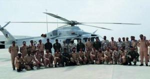 بدء تمرين صقر الجزيرة لأسلحة الجو بدول مجلس التعاون