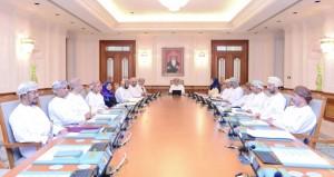 مكتب مجلس الدولة يستمع لمرئيات لجان المجلس وما تسعى لتحقيقه