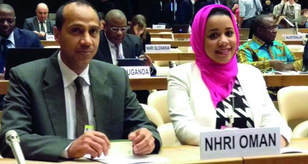 حقوق الإنسان تشارك فـي الاجتماع السنوي للجنة التنسيق الدولية