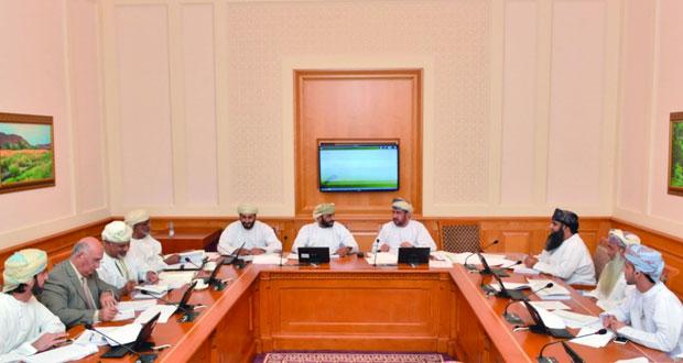 قانونية الشورى تكمل (90 %) مناقشتها حول مشروع قانون الجزاء العماني