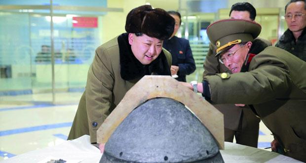 كوريا الشمالية تعتزم اختبار رؤوساً نووية