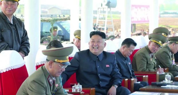 بعد العقوبات.. كوريا الشمالية تمطر بحر اليابان بالصواريخ