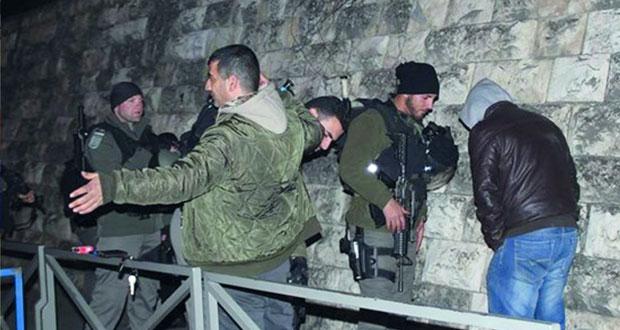 القدس تشيع الشهيد عمر إسكافي وترفض استلام آخر لشدة تجمده