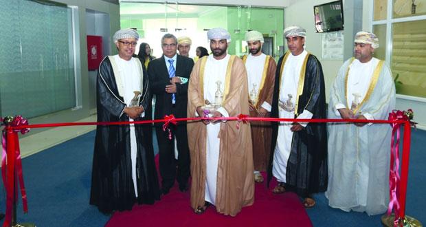 نمير آل سعيد يرعى افتتاح معرض الصحة والعلاج العالمي بمركز عمان الدولي للمعارض