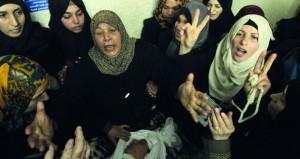 تفاصيل مفزعة حول إعدام الشهيد عبد الفتاح الشريف..و(الخليل) تشيع الشهيد القصراوي