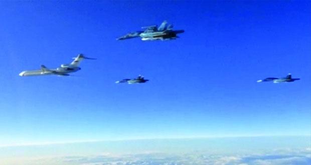 سوريا: أول دفعة من المقاتلات الروسية تغادر وسط تأكيد روسي بمواصلة قصف (أهداف إرهابية)