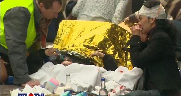 بلجيكا: الإرهاب يضرب المطار والمترو ويخلف عشرات القتلى