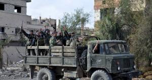 سوريا: الجيش يفكك الألغام والعبوات في تدمر والحكومة تضع خطة عاجلة لترميم الآثار