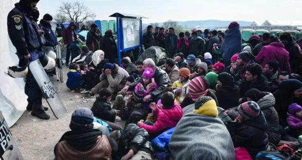 أزمة اللاجئين : برنامج أوروبي جديد لمساعدة الدول المستقبلة و20 مليون يورو إضافية لمهاجري كاليه