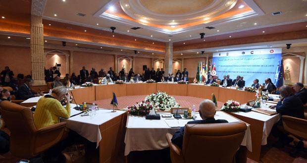 دول الجوار الليبى تبحث بتونس دعم العملية السياسية