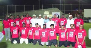 انطلاق فعاليات بطولة عوقد 2016 لكرة القدم