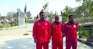 فريقنا الوطني للرماية يواصل تحقيق الميداليات المتنوعة