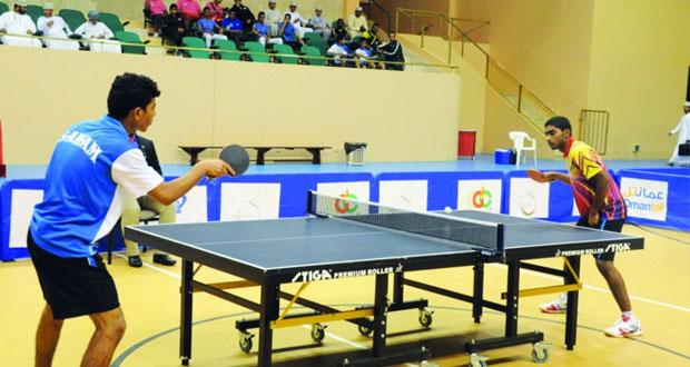 اللجنة العمانية لكرة الطاولة تنهي استعداداتها لتنظيم بطولة الأشبال لكرة الطاولة