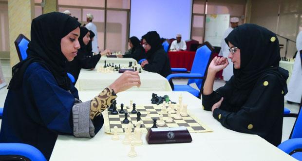 مسابقة نهائيات الشطرنج تشهد اكتشاف وتألق عدد من المواهب