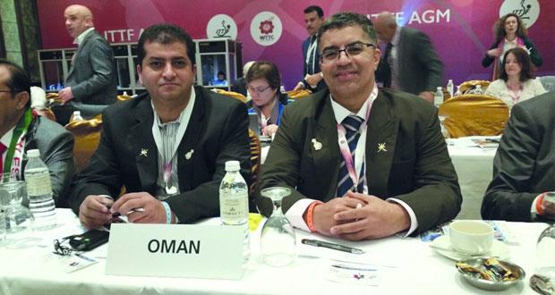 لجنة «كرة الطاولة»تشارك في أعمال الجمعية العمومية للاتحاد الدولي بماليزيا