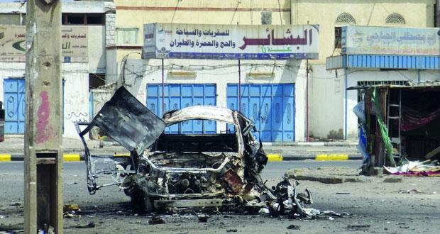 اليمن: معارك دامية في عدن وتعز