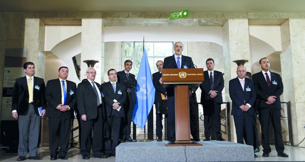 محادثات جنيف: الحفاظ على المؤسسات أمام مطالبات بـ(هيكلة) الجيش السوري