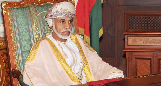 جلالته يتلقى برقيتي شكر من أمير الكويت وحاكم عجمان