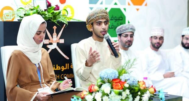 اللجنة الوطنية للشباب تحتفي بالمبدعين في مختلف المجالات