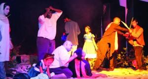 """""""الطواش"""" تقدم """"صابر والساحر"""" و""""القومي المصري"""" يقدم """"قصاقيص"""" في مهرجان مسرح مزون الدولي الثالث للطفل"""