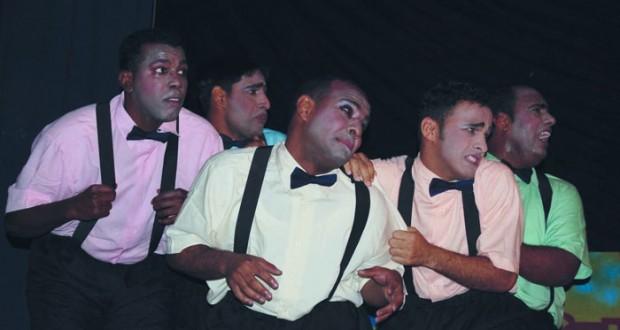 فرقة مسرح مزون تشارك في مهرجان بركان الدولي لمسرح الطفل بالمغرب