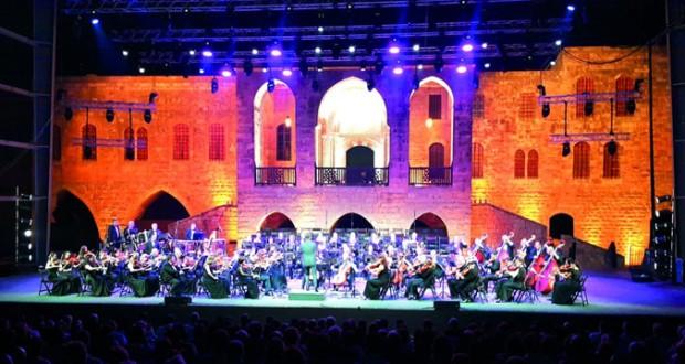 حفلات عربية وعالمية في مهرجانات بيت الدين الدولية في لبنان