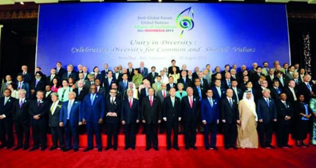 السلطنة تشارك في المنتدى العالمي لتحالف الحضارات بأذربيجان