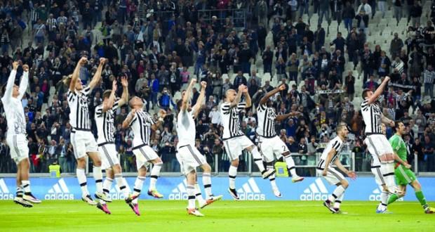 في الدوري الايطالي: يوفنتوس على بعد 3 نقاط من التتويج