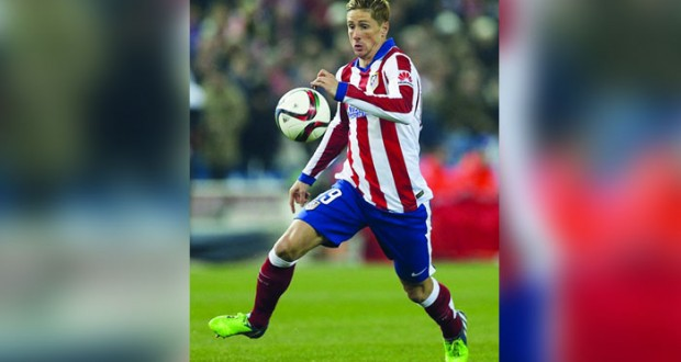 توريس: لم استحق الطرد أمام برشلونة في دوري الأبطال