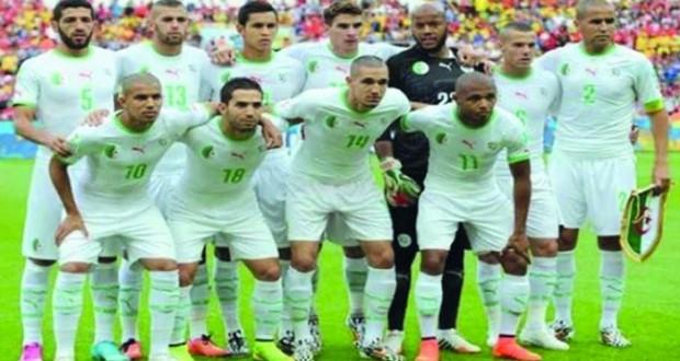 منتخب الجزائر مستمر في صدارة منتخبات العرب في تصنيف الفيفا
