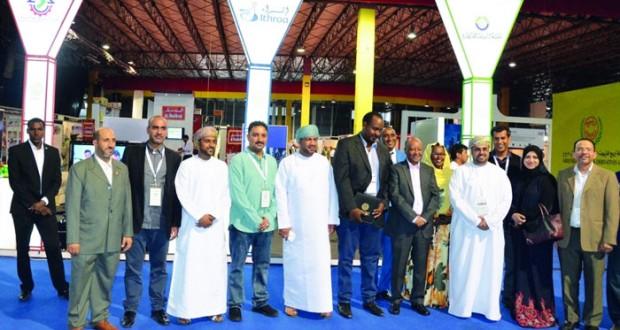 الصناعة العمانية تخطف الأضواء في أديس أبابا