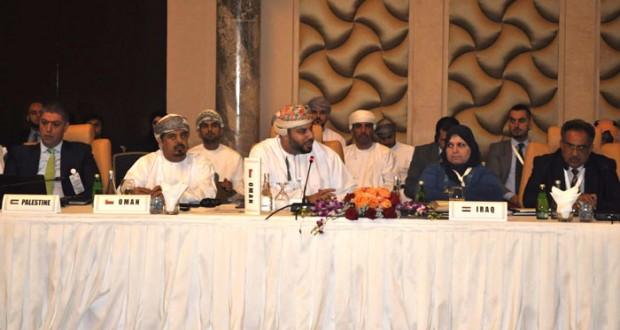 السلطنة تشارك في الاجتماع الـ 23 لمجموعة العمل المالي(المينافاتف) بقطر