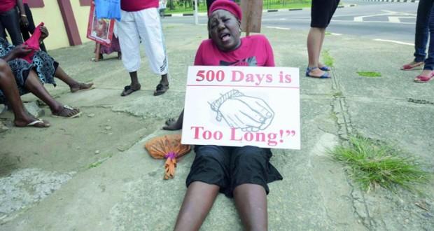 نيجيريا: بوكو حرام تنشر شريطا مصورا لتلميذات شيبوك المختطفات