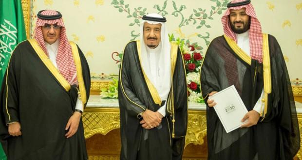 السعودية : مجلس الوزراء يقر (رؤية المملكة 2030) للإصلاحات المالية والاقتصادية