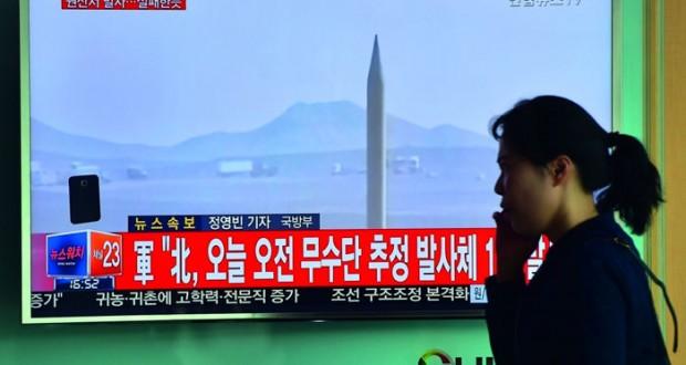 كوريا الجنوبية: بيونج يانج فشلت في إطلاق صاروخ متوسط المدى