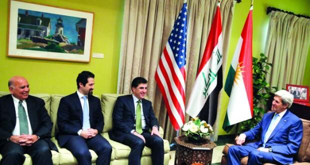 """وزير الخارجية الأميركي يتحدث عن دعم للعراق ويدعو إيران للعمل من أجل """"السلام"""""""