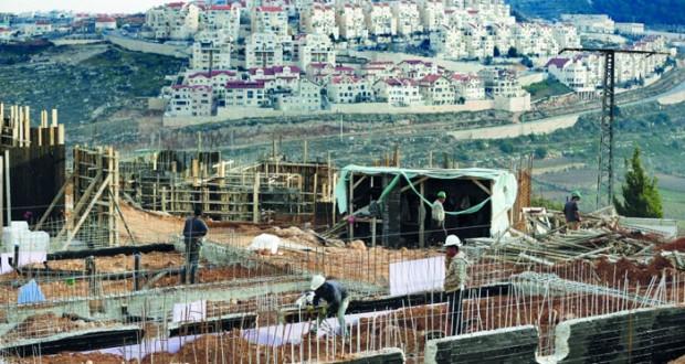 سرطان الاستيطان يتغلغل في جسد الضفة وتنديد فلسطيني واسع