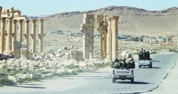 الجيش السوري يرد على خروقات (وقف القتالية) ويدمر أوكارا للإرهابيين في ريف حلب