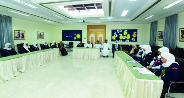 ختام أعمال البرنامج التدريبي حول تنمية القيادات على المستوى الوطني