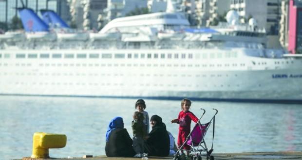 تركيا تلوح باتفاق الهجرة في وجه (الأوروبي) إذا لم يف بالتزاماته