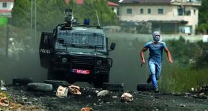 الاحتلال يصيب العشرات بالاختناق والاحتراق في قمع المسيرات السلمية بالضفة